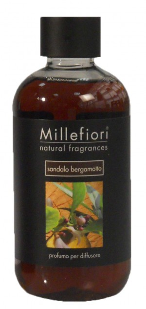 Polnilo Za Difuzor Natural 500ml Sandalo Bergamotto