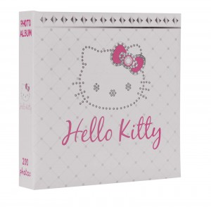 ALBUM ZA SLIKE 200 slik 10 x 15 HELLO KITTY 20070