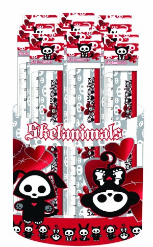 RAVNILO SKELANIMALS PVC 11-0679